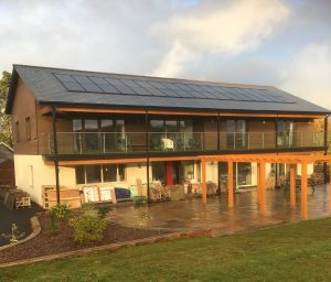 Frame Technologies self build project live case study