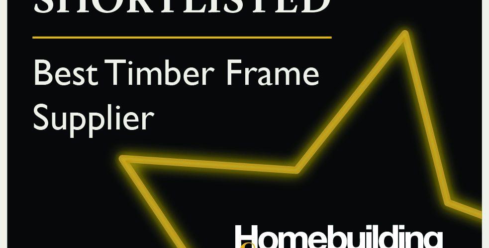 Homebuilding & Renovating Awards - Best Timber Frame Supplier