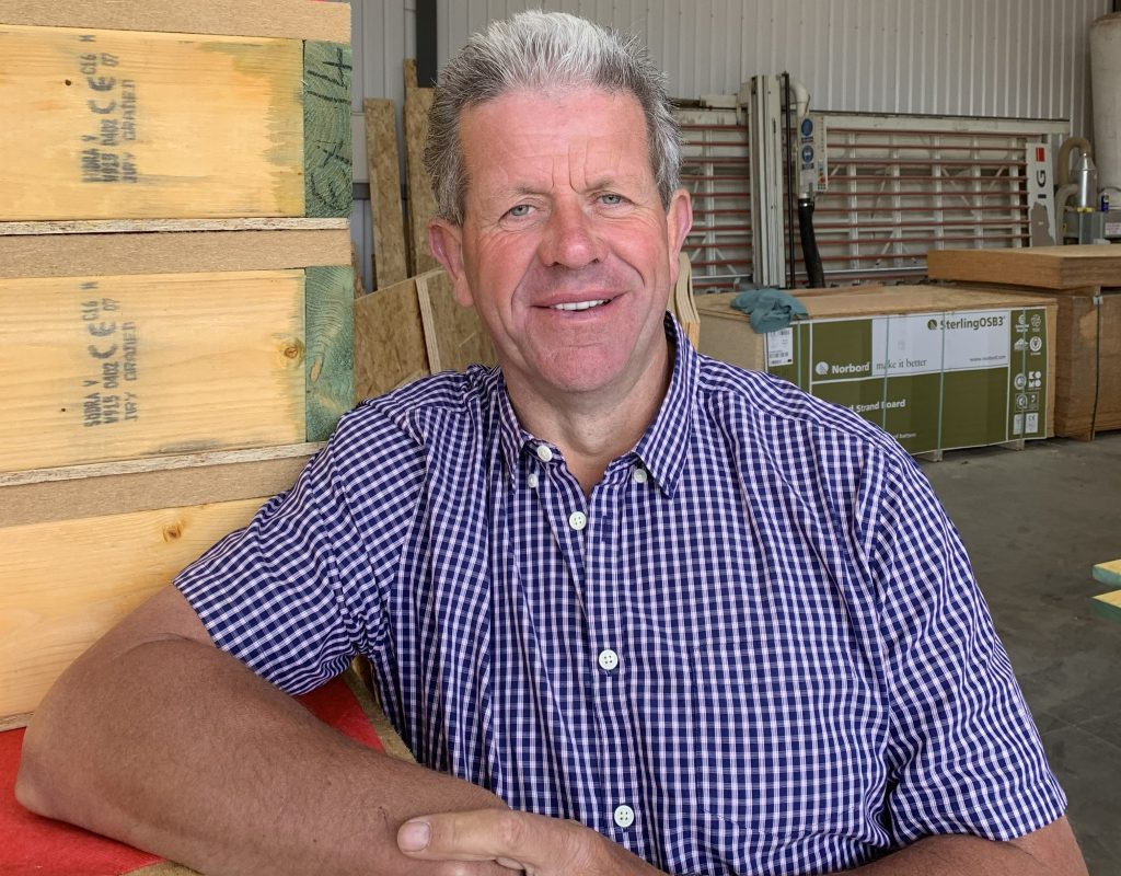 Simon Orrells, MD of Frame Technologies