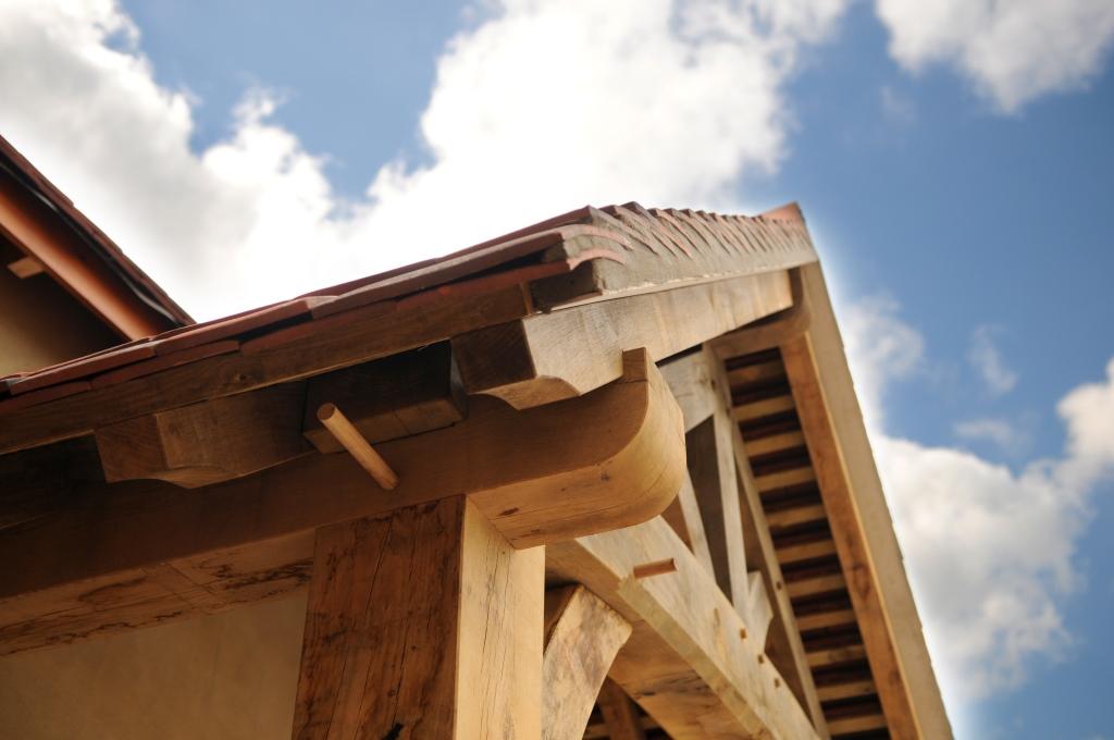 Highfields expert timber frame construction